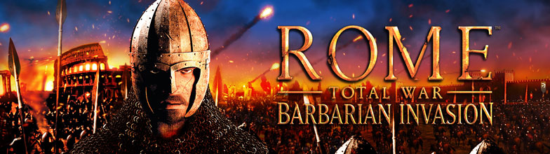 ROME: Total War - Barbarian Invasion per Android