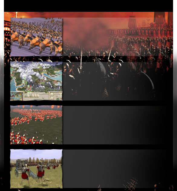 Rome: Total War Features