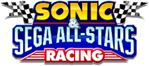 Sonic & SEGA All-Star Racing logo