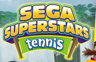 SEGA Superstars Tennis logo