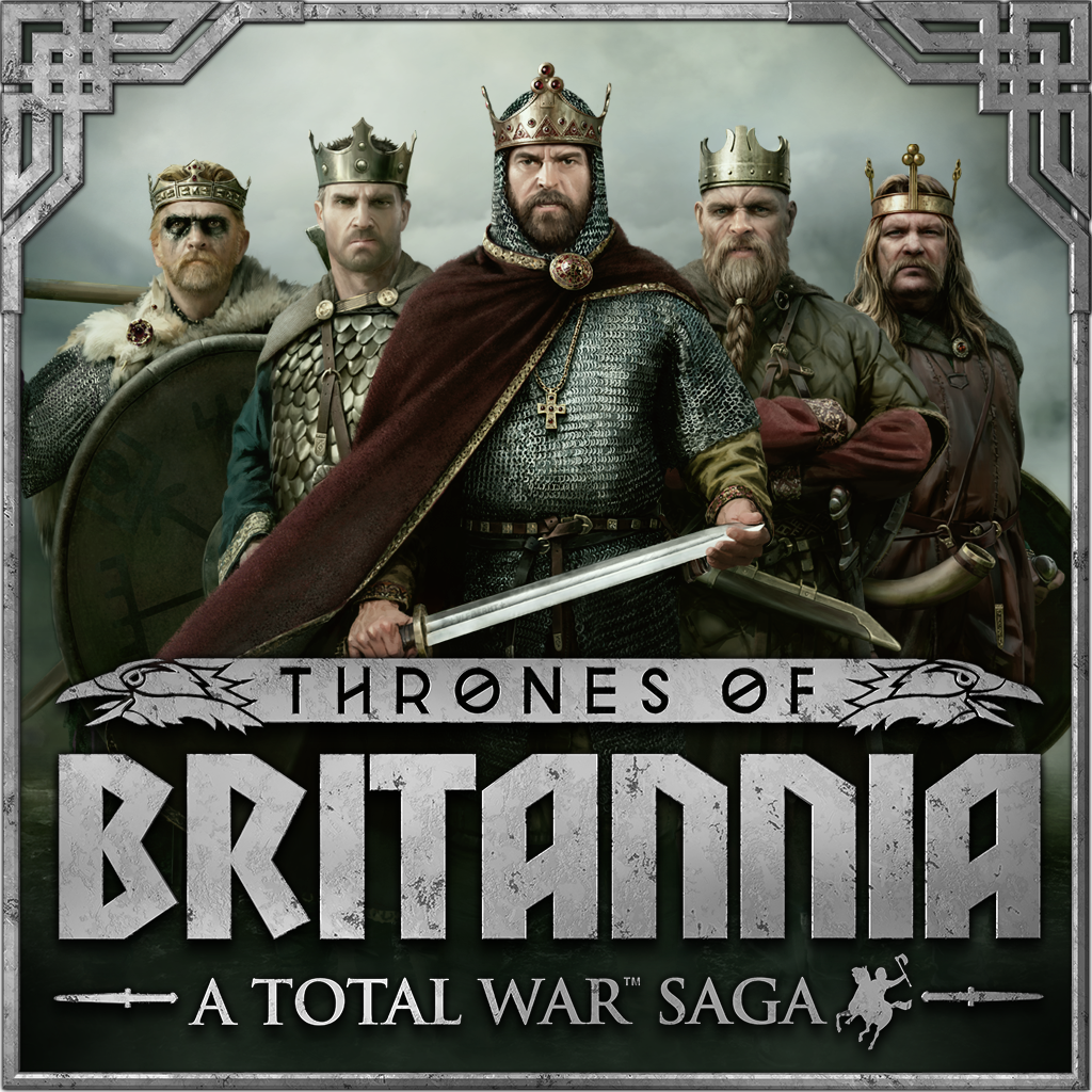 A Total War Saga: THRONES OF BRITANNIA