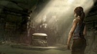 Lara's search takes her to the temple of Himiko, Sun Queen of Yamatai.
