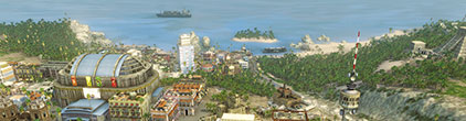 Tropico for mobile