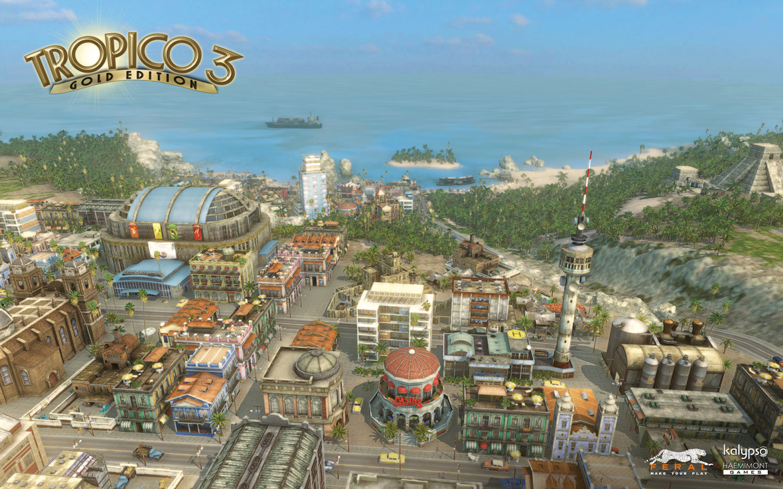 Tropico 3 Gold Edition For Mac Feral Interactive
