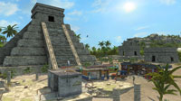 Tropico's ancient pyramids are a national treasure.