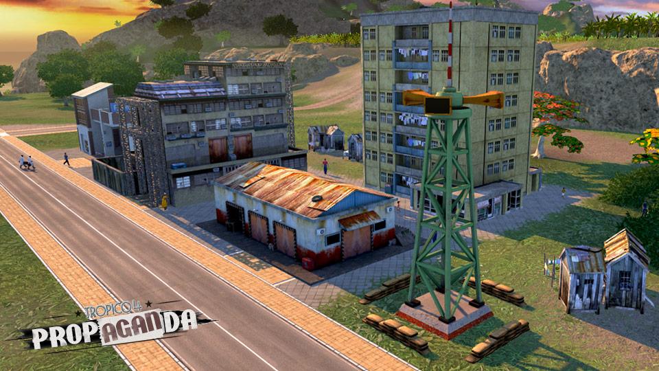 Tropico 4: Gold Edition for Mac - DLC | Feral Interactive