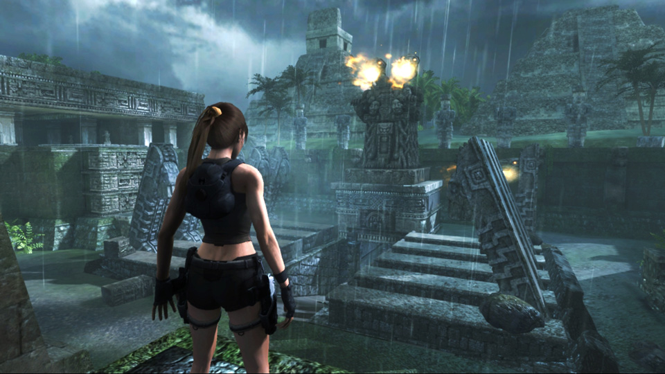 Скачать Tomb Raider: Underworld (2008/Repack) бесплатно.