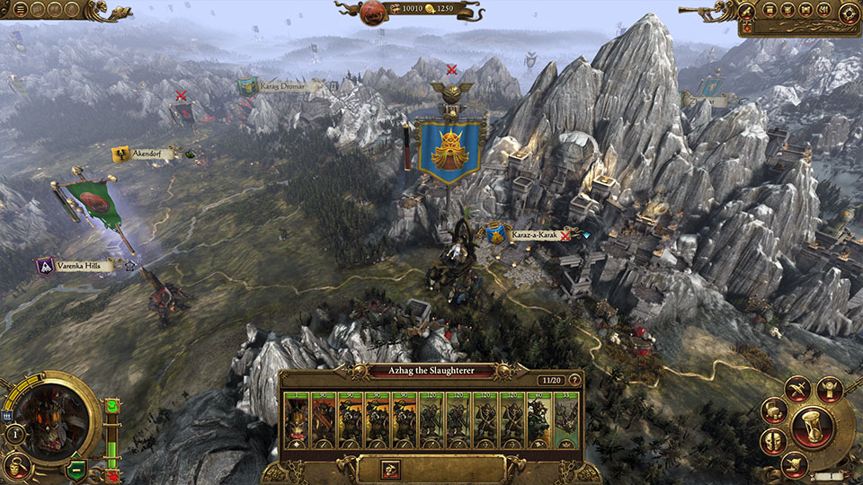 Total War: WARHAMMER for Mac and Linux - Features | Feral