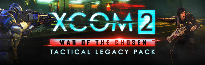 XCOM 2: War of the Chosen - Tactical Legacy Pack DLC