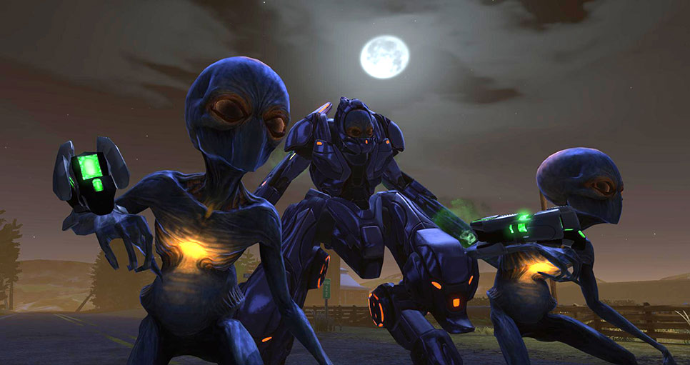 Xcom Enemy Unknown Alien Types XCOM: Enemy Unknown - ...