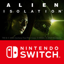 Alien: Isolation per Nintendo Switch accolto da elogi e grida di terrore