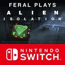 Feral joue àAlien: Isolation on Nintendo Switch — In-depth gameplay