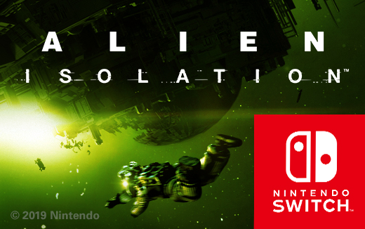 Hay algo allá afuera... Alien: Isolation estará disponible para Nintendo Switch en 2019