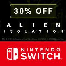 Celebrate Alien Day with 30% off Alien: Isolation for Nintendo Switch
