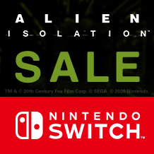 Nintendo Switch 版《Alien: Isolation》的万圣节优惠!