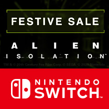 Alien Isolation - A Winter's Sale