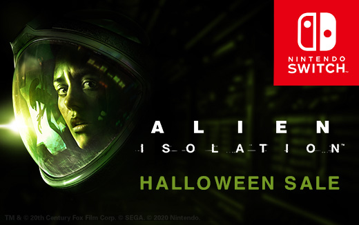 Hunt down a deal on Alien: Isolation for Nintendo Switch