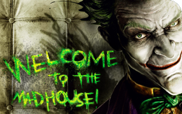 Batman: Arkham Asylum Escapes Onto the Mac Today!