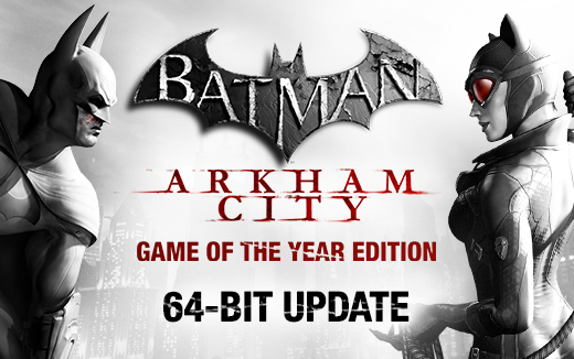 The Dark Knight ascends — Batman: Arkham City for macOS updated to 64-bit