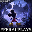 We leap into a spellbinding adventure on Mac: #FeralPlays Castle of Illusion Starring Mickey Mouse!