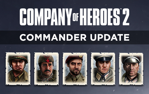 Company of Heroes 2 for macOS and Linux reinforced with community-driven Commanders