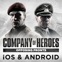 Company of Heroes - Opposing Fronts débarque sur iOS & Android
