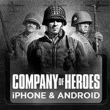 Target spotted — Company of Heroes advances to iPhone and Android on September 10th