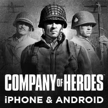Ya disponible — Company of Heroes ya está en iPhone y Android