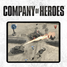 Company of Heroes for iPad — Squad Management