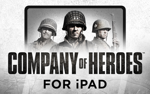 Features roundup — Sit-rep for Company of Heroes on iPad