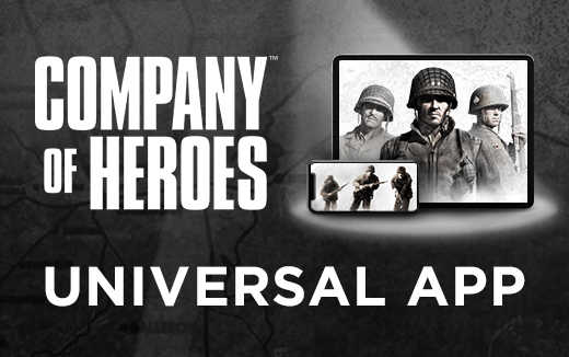 An expanded theatre of operations – Company of Heroes will be a universal app on iOS