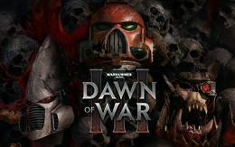 Step into the grimdark far future… Warhammer 40,000: Dawn of War III released for macOS and Linux