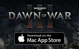 Warhammer 40,000: Dawn of War III chega à Mac App Store