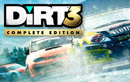 Released! DiRT™ 3® Complete Edition pulls its best stunt yet.