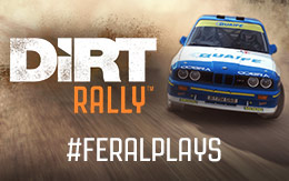 Strap yourselves in as #FeralPlays DiRT Rally on Linux
