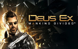 Deus Ex: Mankind Divided comes to Mac and Linux this year