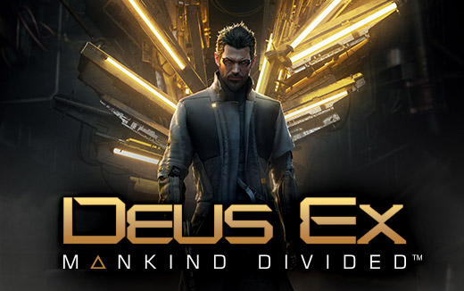 The tech-noir world of Deus Ex returns to macOS with Deus Ex: Mankind Divided