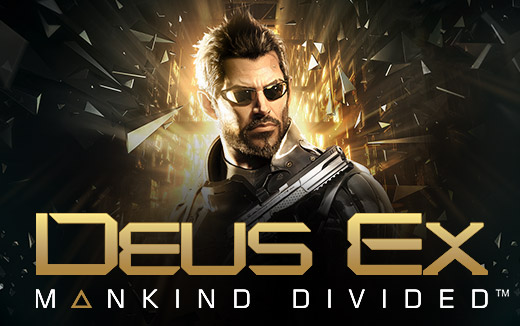 Deus Ex: Mankind Divided™ avança no macOS
