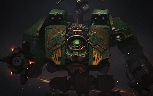 Onward to glory! Warhammer 40,000: Dawn of War III gets upgraded on macOS and Linux
