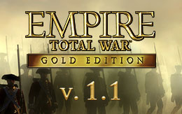 Empire: Total War - Gold Edition — désormais pourvu du mode multijoueur !