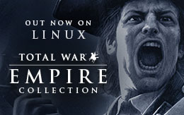 Empire: Total War Collection redessine la carte avec sa sortie sur Linux