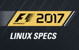 Is your Linux machine engineered for F1™ 2017?