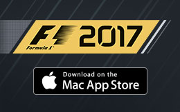 The world's most prestigious motorsport returns to the Mac App Store with F1™ 2017