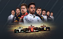 Bate todos los récords con F1™ 2017, ya disponible para macOS