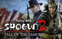 Le meilleur des Japons — Total War™: SHOGUN 2 - Fall of the Samurai fait son entrée sur Mac