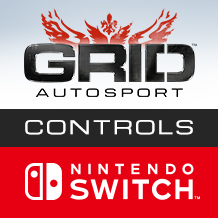 Handle the power: Controls in GRID Autosport™ for Nintendo Switch