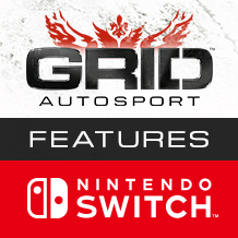 Features roundup: What to get pumped about in GRID™ Autosport for Nintendo Switch