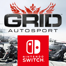 Built for speed — GRID Autosport™ is coming to Nintendo Switch