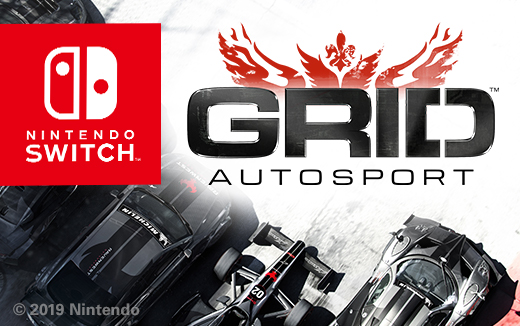 GRID™ Autosport comes to Nintendo Switch on 19 September — Pre-order now!