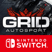 Race anytime, anywhere: GRID™ Autosport launched for Nintendo Switch